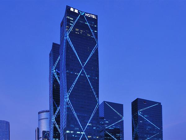 深圳-皇庭V酒店