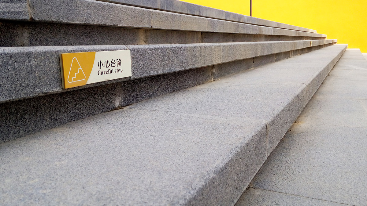 深圳-麓城外国语小学标识系统工程案例