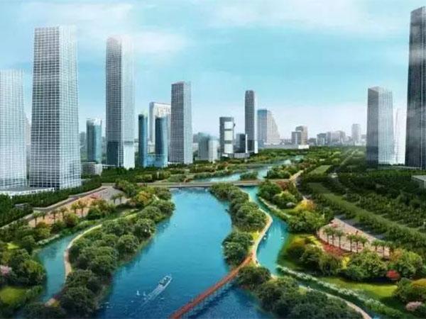 深圳-前海桂湾公园