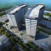 热烈祝贺友昆标识中标广州挂绿新城综合医院标识工程