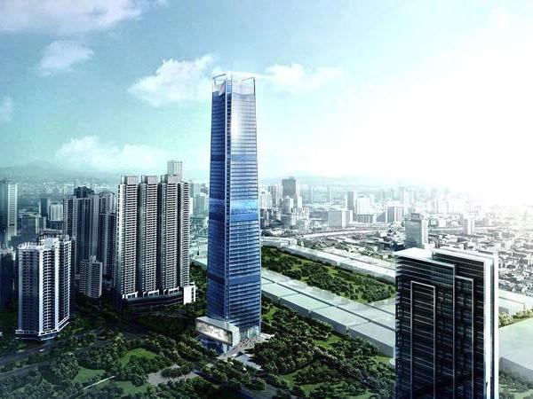 广州-广发证券大厦