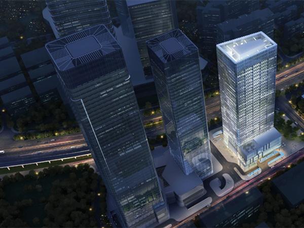 深圳-万科滨海云中心