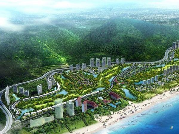 阳江-海陵岛保利银滩