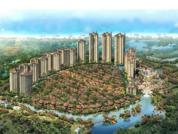 三亚-珊瑚宫殿