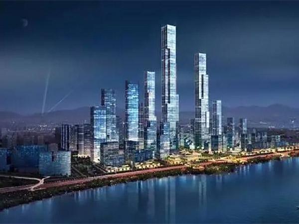 深圳湾超级总部大楼