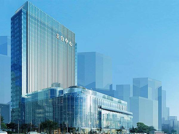 广州-立白大厦