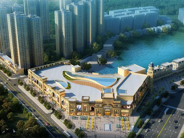 惠州-龙光商业广场商业