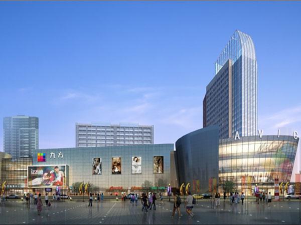 深圳-华强北九方中航城商业广场