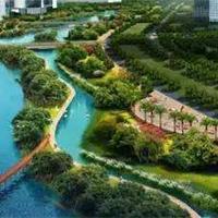热烈祝贺友昆中标深圳前海桂湾公园标识项目
