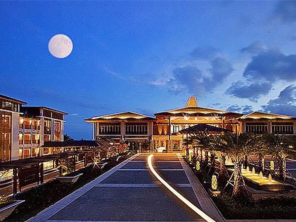 海南-华润石梅湾艾美酒店
